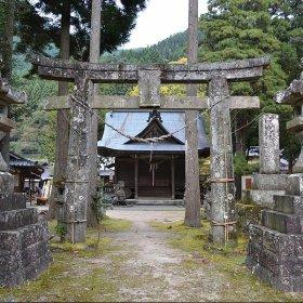 田篭諏訪神社