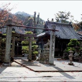 屋部宮地嶽神社